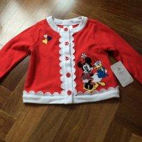 Casaco lindo Minnie  Disney Store - 12 a 18 meses - Disney