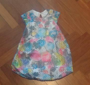 94824519c Vestido balone lilica Ripilica 4 anos no Ficou Pequeno - Desapegos ...