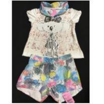 conjunto colors lilica - 4 anos - Lilica Ripilica