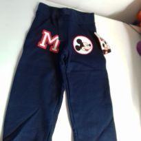 Calça de moleton Mickey NOVA - 1 ano - Disney
