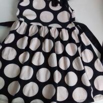 Vestido Milon de bolas - 3 anos - Milon