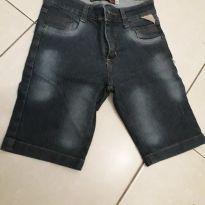 Bermuda Jeans - 10 anos - Via Onix