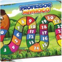PROFESSOR MINHOCO - Brinquedo Educativo e Escolar -  - Não informada
