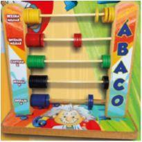 ÁBACO - brinquedo matemático -  - Não informada