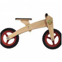 Bike sem pedal pedagógica -  - wood bike