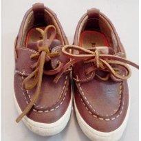 Sapato Richards em couro - 25 - Richards Kids