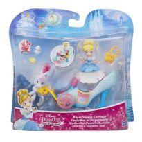 Disney Mini Princesas Cinderela Carruagem Sapatinho Hasbro -  - Hasbro