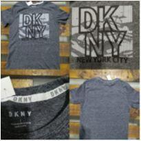 Camiseta DKNY Original Importada - 7 anos - DKNY