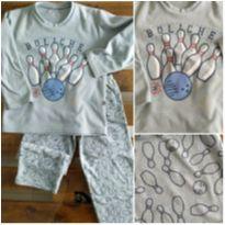 Pijama Infantil Soft Cara de Criança - 8 anos - Cara de Criança