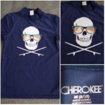 Camiseta Para Piscina Cherokee - 9 anos - Cherokee