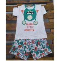 Pijama Infantil Verao
