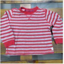 blusa manga longa em piquet carter`s original - 3 anos - Carter`s
