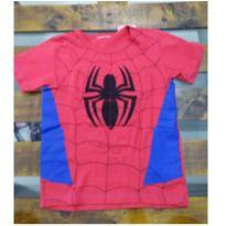 Infantil camiseta musculosa Homem-aranha - 5 anos - MARVEL
