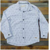camisa social zara - 5 anos - Zara