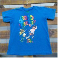 Camiseta - 8 anos - Cartoon Network