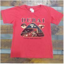Camiseta importada Dubai - 10 anos - Não informada