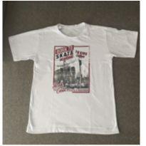 Camiseta Tamanho 10 - 10 anos - Não informada