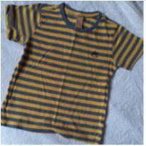Camiseta listrada up baby Tam 02 - 2 anos - Up Baby