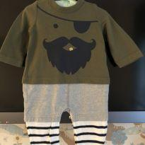 Body Fofo de Pirata - 3 a 6 meses - Baby Gap