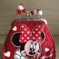 Bolsa estilosa da Minnie Mouse - Sem faixa etaria - Disney