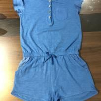 Macaquinho azul da Zara - 5 anos - Zara