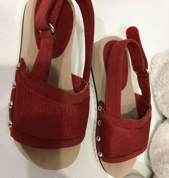 Sandália Zara - 25 - Zara