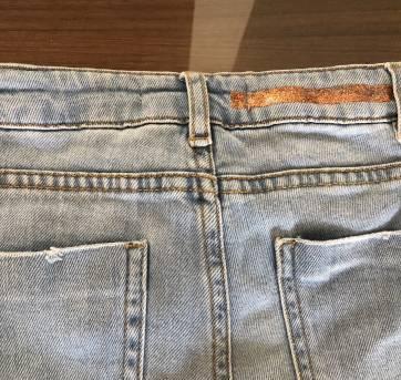 Calça despojada Zara - 5 anos - Zara