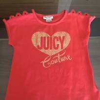 Blusa Juice Couture - 6 anos - Juicy Couture