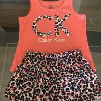 Pijama Calvin Klein - 4 anos - Calvin Klein