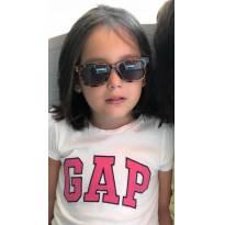 Camisa da Gap com manga estilosa - 5 anos - GAP