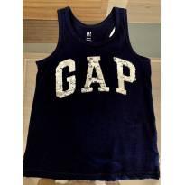 Regata Marinho Gap Flip - 5 anos - GAP