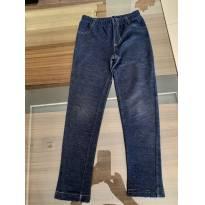 Calca legging imitando jeans da Carter's - 5 anos - Carter`s