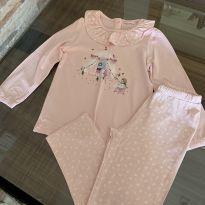 Pijama Francês - 6 anos - Importada