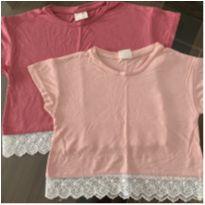 2 blusas da Zara - 4 anos - Zara