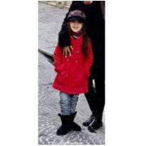 Trench Coat e Capa de Chuva da Náutica ( 7 anos ) - 7 anos - Nautica