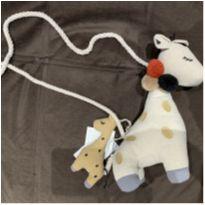 Bolsa fashion Girafa e filhote -  - Zara