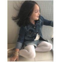 Jaqueta Jeans da Ellus lindaaaaa - 6 anos - Ellus