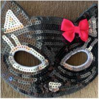 Máscara de gatinha Gymboree