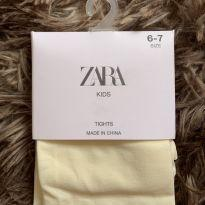 Meia calça Zara Maravilhosaaa BRINDE - 6 anos - Zara