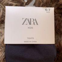 Meia calça da Zara maravilhosaaa - 6 anos - Zara