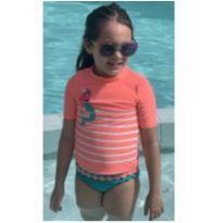 """""""Biquíni """" com proteção UV 50 da Carter's - 6 anos - Carter`s"""