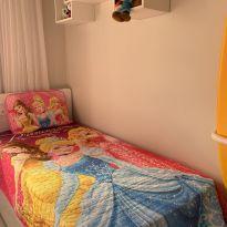 Kit  cama completo das princesas 5 peças
