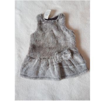 Vestido - 6 a 9 meses - First Impressions