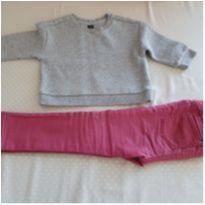 Calça e moletom Gap - 3 anos - Baby Gap