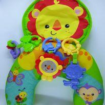 Leãozinho Divertido Fisher Price -  - Fisher Price