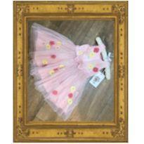 Vestido de Festa NOVO da Liu - 2 anos - Petit Cherie