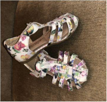 Sandália Floral da Liu - 21 - Bibi