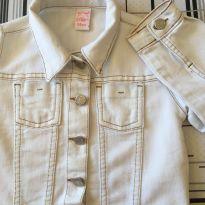 Jaqueta jeans - 3 anos - Poim, Cherokee e Up Baby