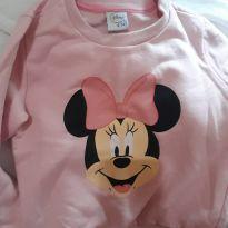 Blusa Minnie - 4 anos - cea e outro