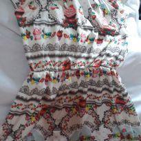Vestido Tapioca - 3 anos - KAIANI
